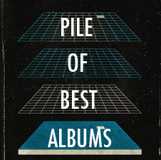 Pile of Best Albums