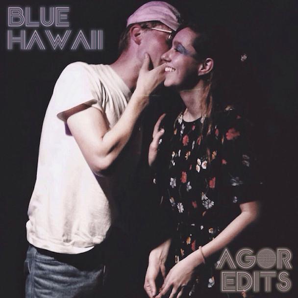 New Release: Blue Hawaii – Agor Edits Mixtape