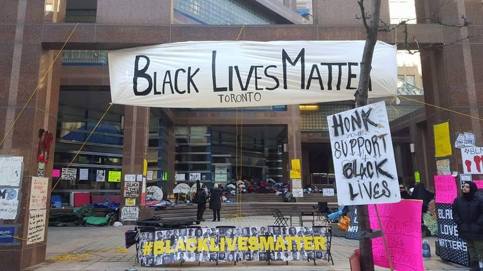 Black Lives Matter Toronto – Black City Mixtape