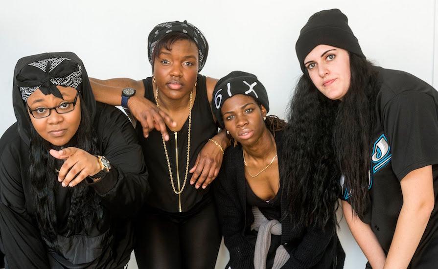 Keysha Freshh, Lex Leosis, Haviah Mighty & Phoenix Pagliacci – INTL Women's Day