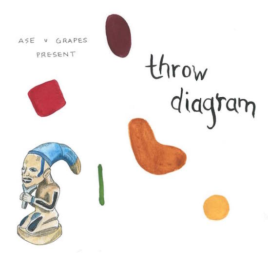 Ase vs. Grapes – Throw Diagram (mixtape)