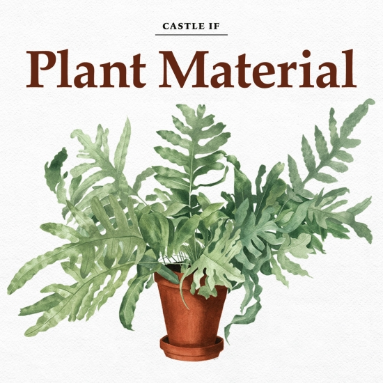 Castle If – Plant Material