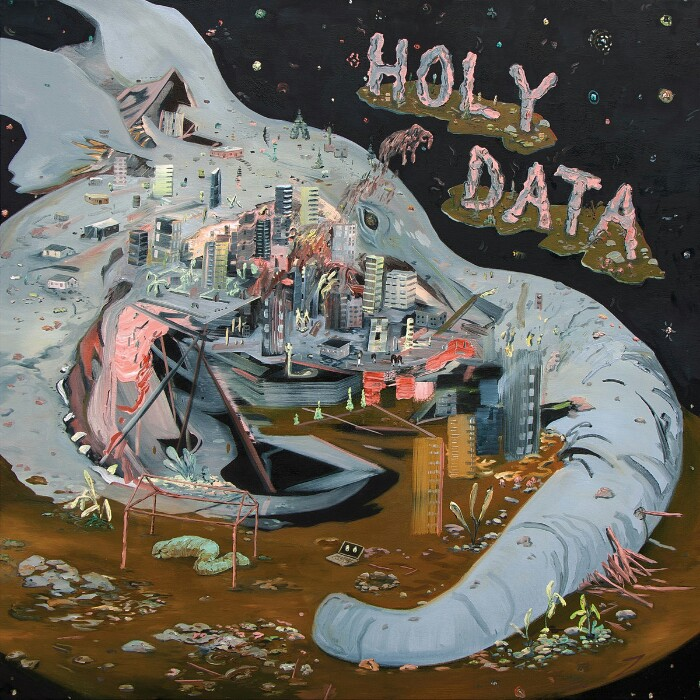 Holy Data – Ether
